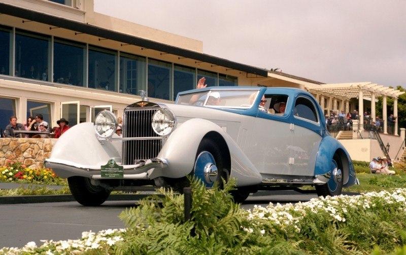 Car-Revs-Daily.com PEBBLE BEACH 2014 Concours - Award Winners Showcase by Entry Class 55