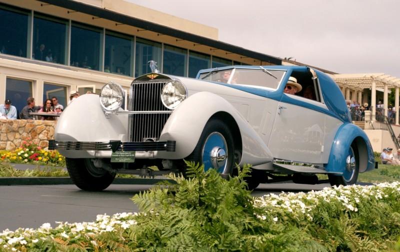 Car-Revs-Daily.com PEBBLE BEACH 2014 Concours - Award Winners Showcase by Entry Class 61