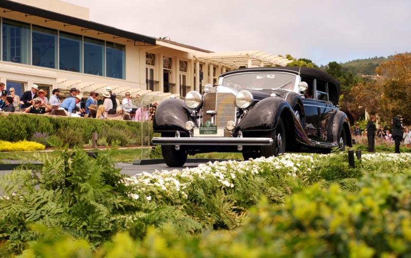 Car-Revs-Daily.com PEBBLE BEACH 2014 Concours - Award Winners Showcase by Entry Class 83