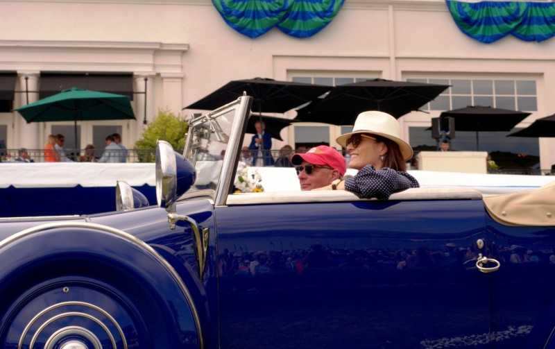 Car-Revs-Daily.com PEBBLE BEACH 2014 Concours - Award Winners Showcase by Entry Class 97