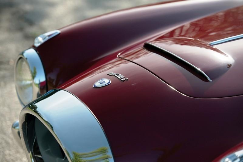 Car-Revs-Daily.com RM Monterey 2014 Preview - 1953 Lancia Aurelia PF200 C Spider by Pinin Farina  27