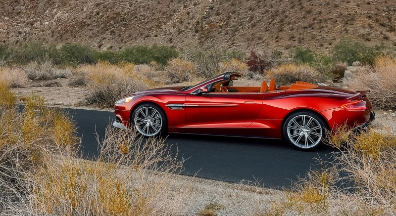 Car-Revs-Daily.com Renderings - Aston Martin RAPIDE VOLANTE from NCE 11