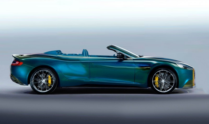 Car-Revs-Daily.com Renderings - Aston Martin RAPIDE VOLANTE from NCE 33