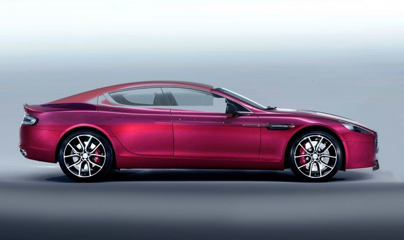 Car-Revs-Daily.com Renderings - Aston Martin RAPIDE VOLANTE from NCE 34