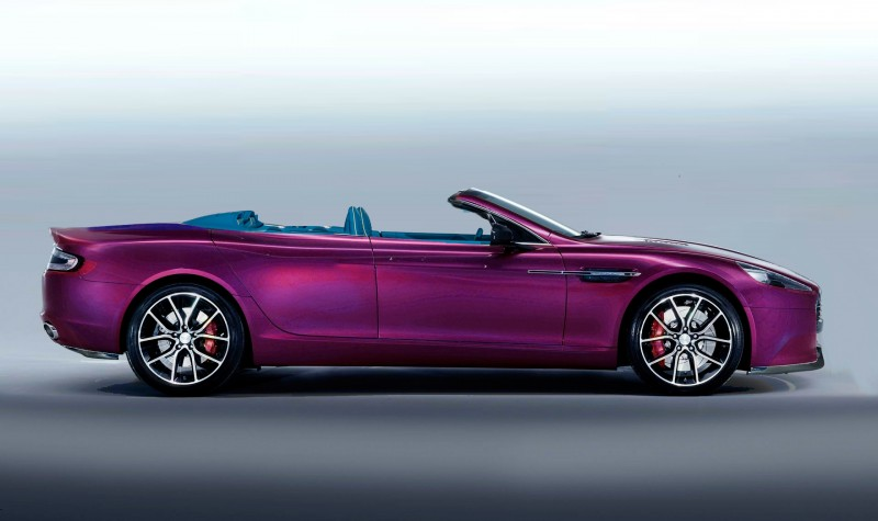 Car-Revs-Daily.com Renderings - Aston Martin RAPIDE VOLANTE from NCE 39