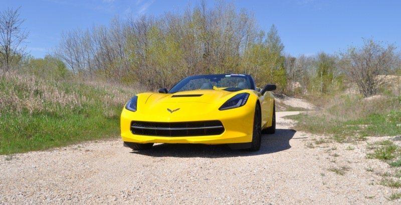 Car-Revs-Daily.com Road Test Review - 2014 Chevrolet Corvette Stingray Convertible 2