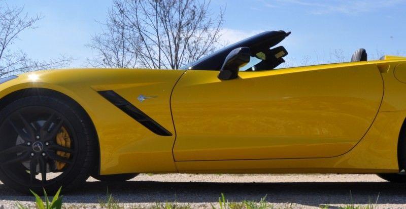 Car-Revs-Daily.com Road Test Review - 2014 Chevrolet Corvette Stingray Convertible 27