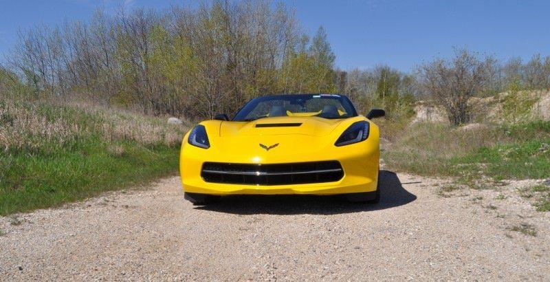 Car-Revs-Daily.com Road Test Review - 2014 Chevrolet Corvette Stingray Convertible 3