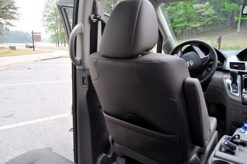 Car-Revs-Daily.com Road Test Review - 2014 Honda Odyssey Touring Elite 35