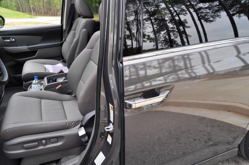 Car-Revs-Daily.com Road Test Review - 2014 Honda Odyssey Touring Elite 38