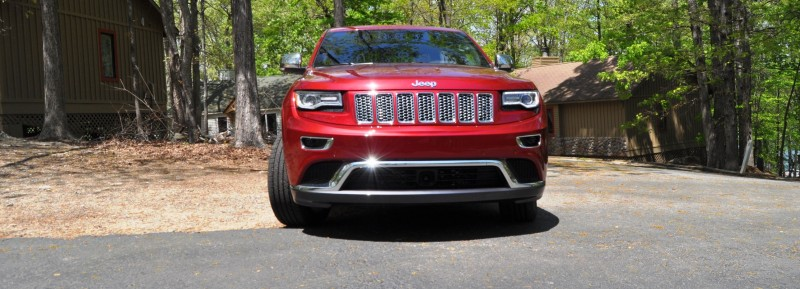 Car-Revs-Daily.com Road Test Review - 2014 Jeep Grand Cherokee Summit V6 3