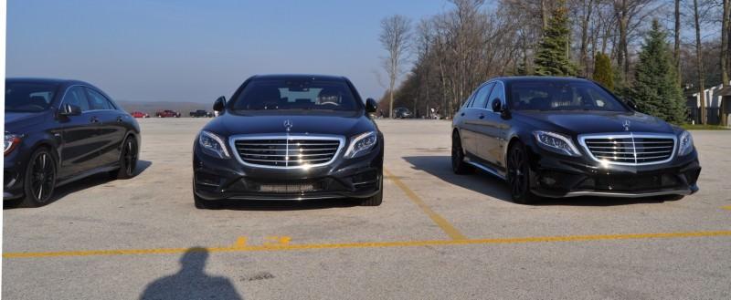Car-Revs-Daily.com Road Test Reviews the 2015 Mercedes-Benz S63 AMG 1