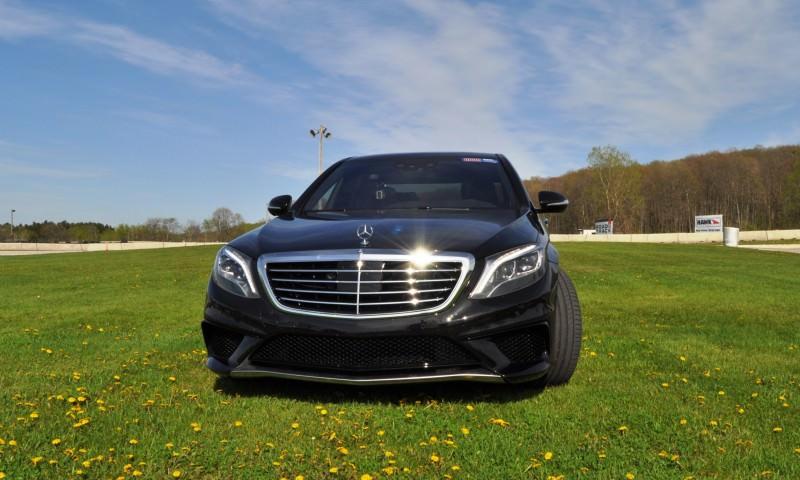 Car-Revs-Daily.com Road Test Reviews the 2015 Mercedes-Benz S63 AMG 15
