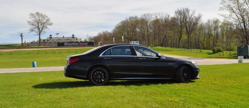 Car-Revs-Daily.com Road Test Reviews the 2015 Mercedes-Benz S63 AMG 38