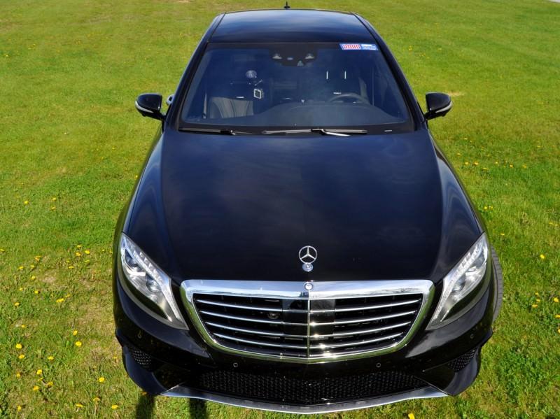 Car-Revs-Daily.com Road Test Reviews the 2015 Mercedes-Benz S63 AMG 99