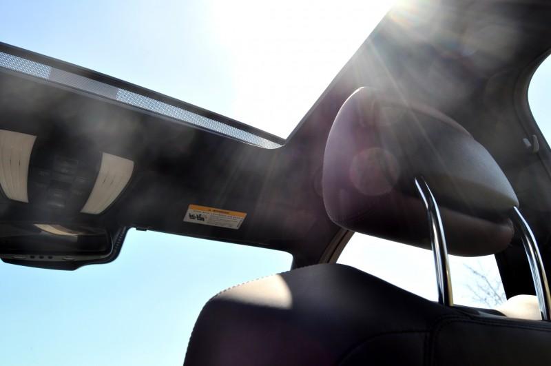 Car-Revs-Daily.com Road Tests the 2014 Mercedes-Benz E63 AMG S-Model Estate 56
