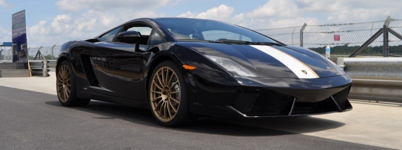 Car-Revs-Daily.com Supercar Hall of Fame - 2011 Lamborghini Gallardo LP550-2 Balboni - 80 High-Res Photos 11