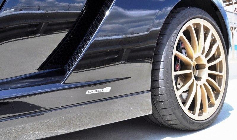 Car-Revs-Daily.com Supercar Hall of Fame - 2011 Lamborghini Gallardo LP550-2 Balboni - 80 High-Res Photos 53