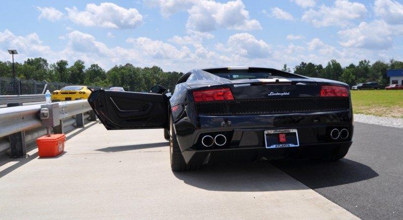 Car-Revs-Daily.com Supercar Hall of Fame - 2011 Lamborghini Gallardo LP550-2 Balboni - 80 High-Res Photos 61