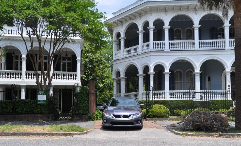 Car-Revs-Daily.com Travel Adventures - 2014 Honda Accord Coupe in Downtown Charleston 55