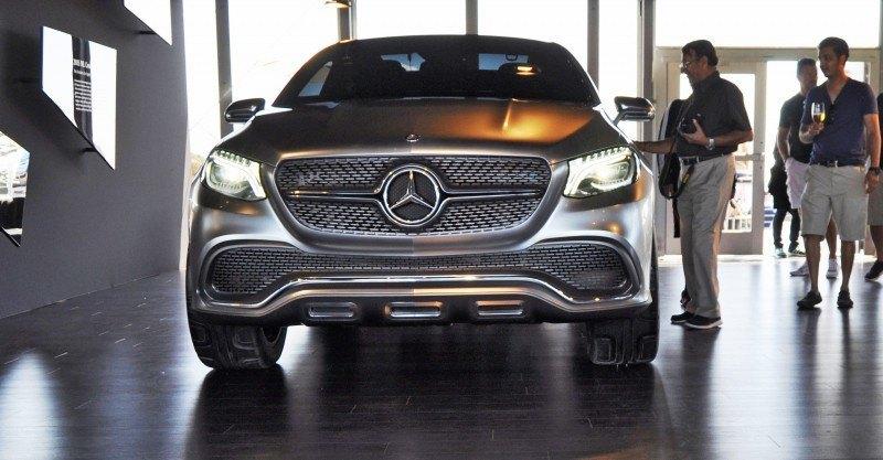 Car-Revs-Daily.com USA Debut in 80 New Photos - 2014 Mercedes-Benz Concept Coupé SUV  10