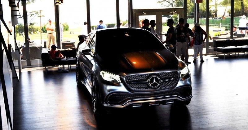 Car-Revs-Daily.com USA Debut in 80 New Photos - 2014 Mercedes-Benz Concept Coupé SUV  26