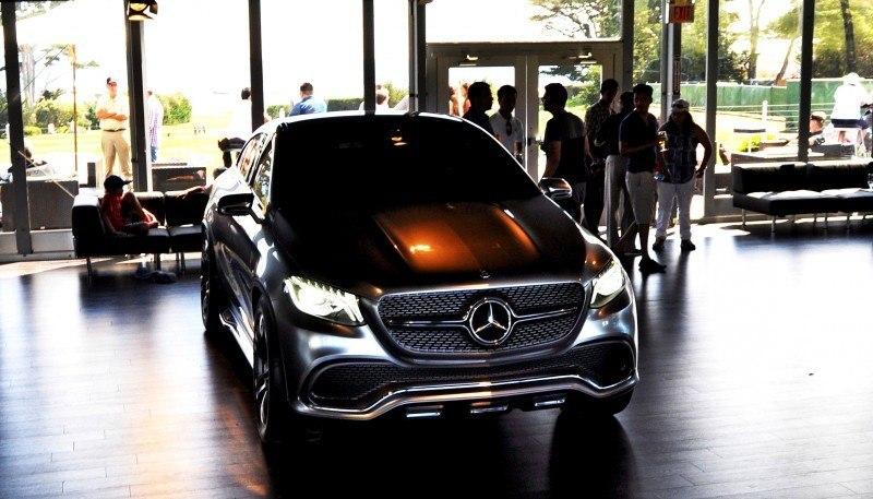 Car-Revs-Daily.com USA Debut in 80 New Photos - 2014 Mercedes-Benz Concept Coupé SUV  27