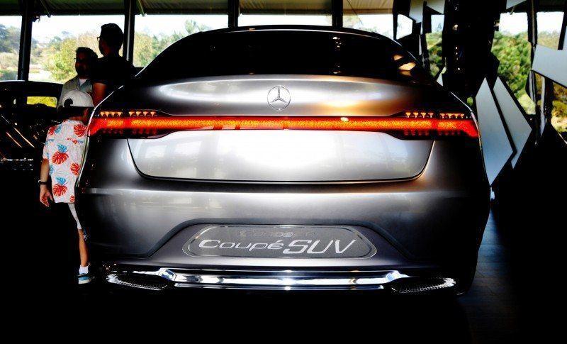 Car-Revs-Daily.com USA Debut in 80 New Photos - 2014 Mercedes-Benz Concept Coupé SUV  40