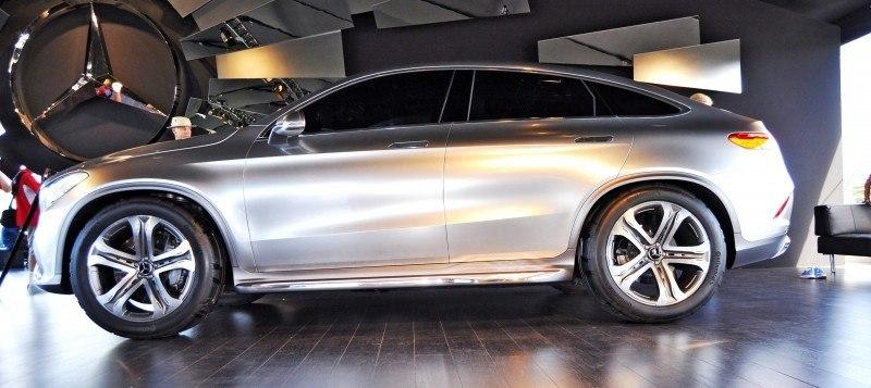 Car-Revs-Daily.com USA Debut in 80 New Photos - 2014 Mercedes-Benz Concept Coupé SUV  46