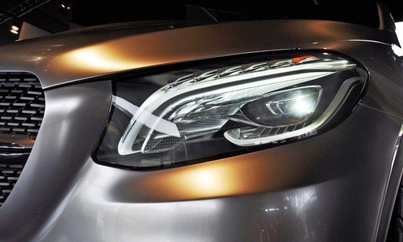 Car-Revs-Daily.com USA Debut in 80 New Photos - 2014 Mercedes-Benz Concept Coupé SUV  53