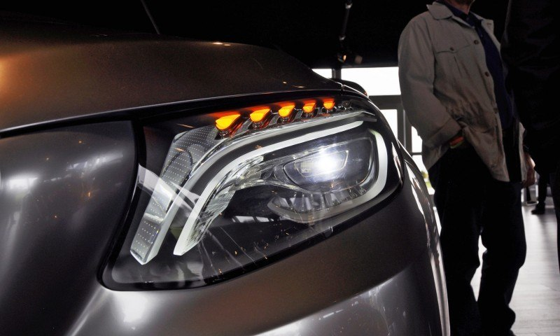 Car-Revs-Daily.com USA Debut in 80 New Photos - 2014 Mercedes-Benz Concept Coupé SUV  55