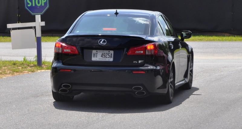 Car-Revs-Daily.com Velocity AMP Taxi Lexis IS-F 1