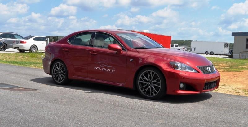 Car-Revs-Daily.com Velocity AMP Taxi Lexis IS-F 10