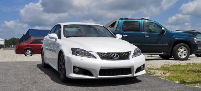 Car-Revs-Daily.com Velocity AMP Taxi Lexis IS-F 19
