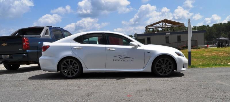 Car-Revs-Daily.com Velocity AMP Taxi Lexis IS-F 27