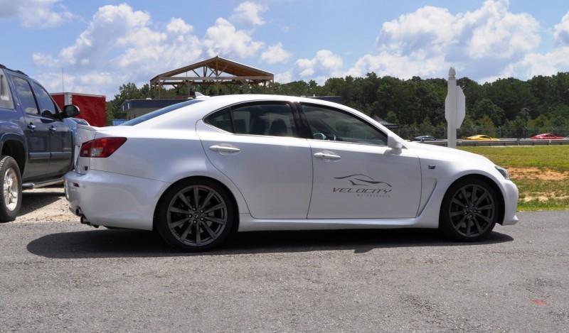 Car-Revs-Daily.com Velocity AMP Taxi Lexis IS-F 28