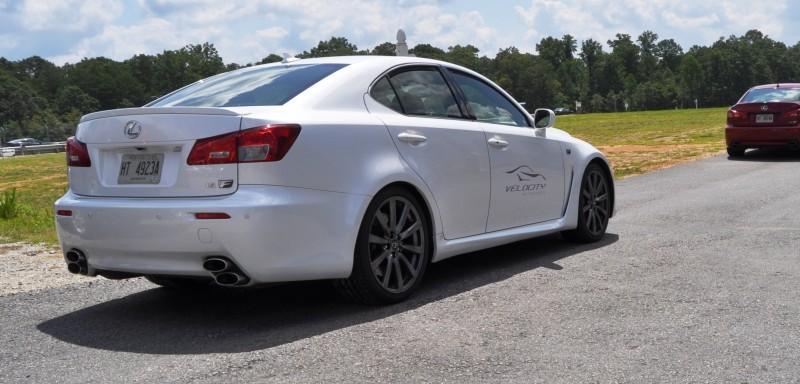 Car-Revs-Daily.com Velocity AMP Taxi Lexis IS-F 31
