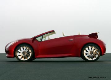 Concept Debrief - 2004 Kia KCV III 7