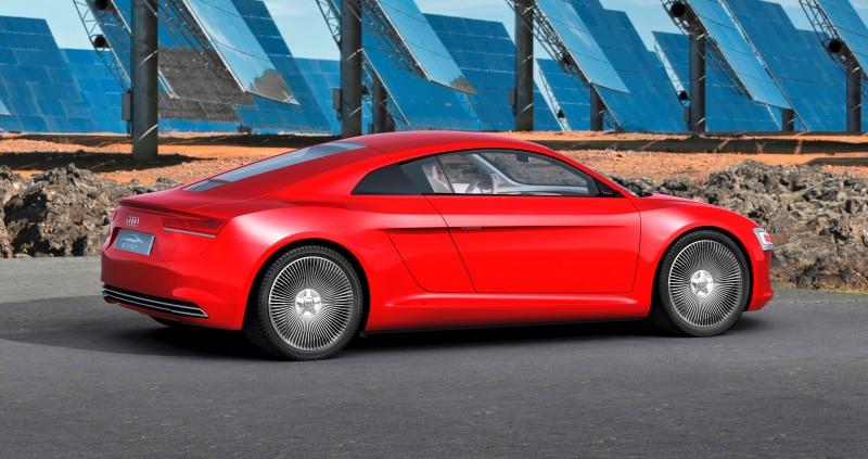 Concept Debrief - 2010 Audi e-tron and e-tron Spyder  1