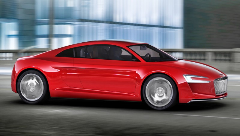 Concept Debrief - 2010 Audi e-tron and e-tron Spyder  10