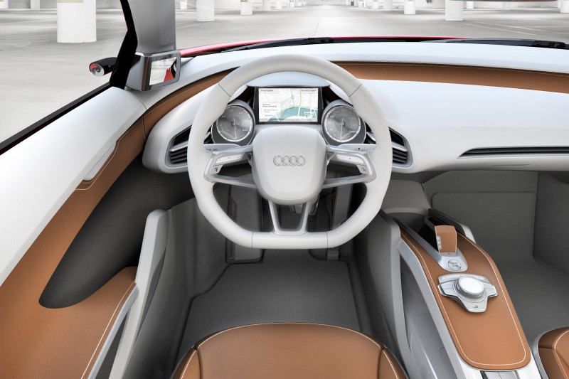 Concept Debrief - 2010 Audi e-tron and e-tron Spyder  39