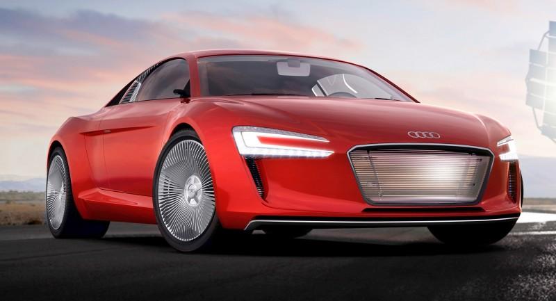 Concept Debrief - 2010 Audi e-tron and e-tron Spyder  6