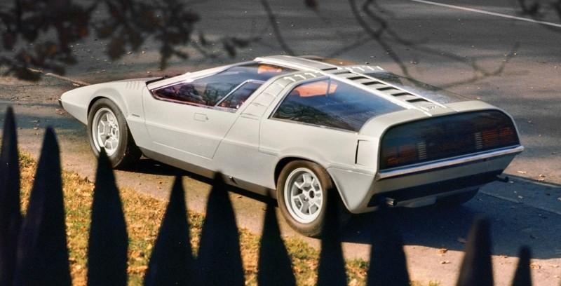 Concept Flashback - 1970 Volkswagen Porsche Tapiro by ItalDesign 4