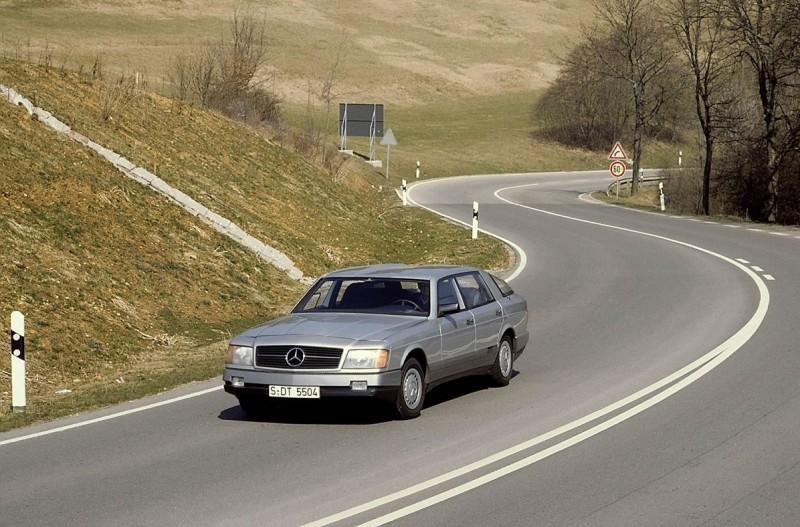 Concept Flashback - 1978 Mercedes-Benz Auto 2000 Concept Is Fastback Aero Limo1