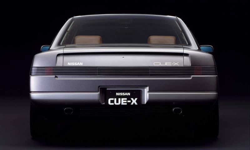 Concept Flashback - 1985 Nissan Cue-X Inspired Original Infiniti Q45 Flagship and Future Q80 23
