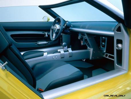 Concept Flashback - 1999 SEAT Formula Roadster 11