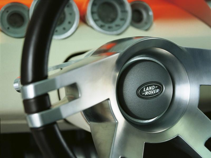Concept Flashback - 2004 RANGE STORMER Previews High-Design SUV Supercars 5