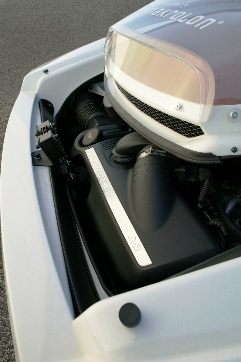 Concept Flashback - 2006 RINSPEED ZaZen is Porsche 911 with Clear Bubble Hardtop 11