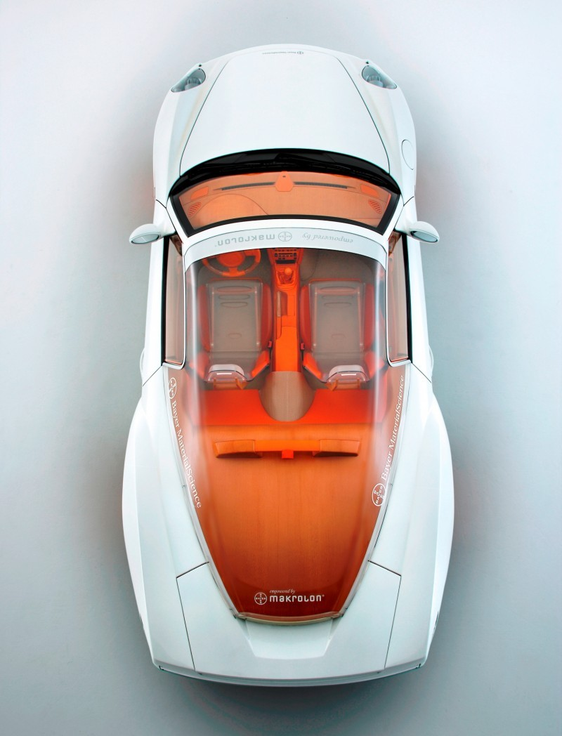 Concept Flashback - 2006 RINSPEED ZaZen is Porsche 911 with Clear Bubble Hardtop 36