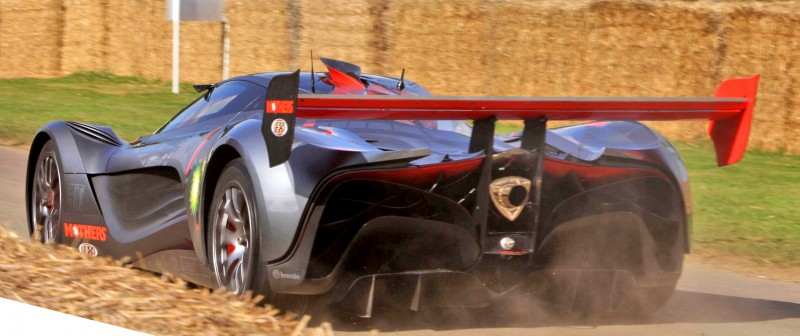 Concept Flashback - 2008 Mazda Furai is 450HP Rotary LMP2 Car That Met Two Tragic Ends 14